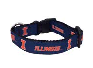 Load image into Gallery viewer, NCAA University of Illinois Pet Gear