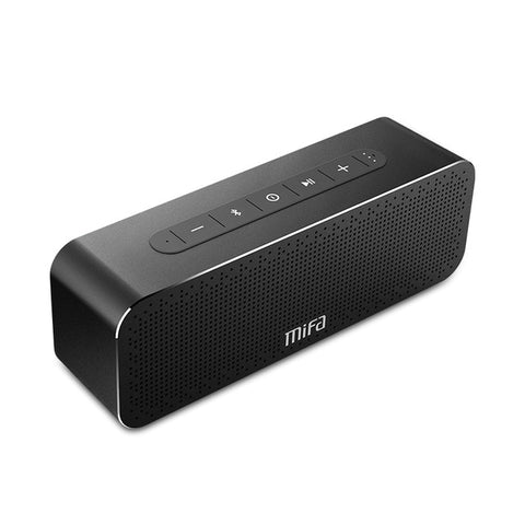 MIFA Metal Portable 30W Bluetooth Speaker With Super Bass Wireless speaker Bluetooth4.2 3D Digital Boombox