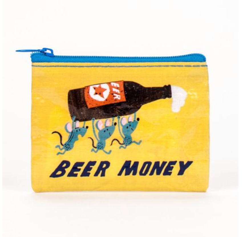 Beer Money Pouch