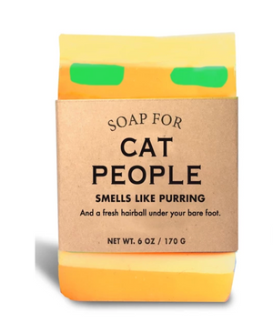 Soap For Cat People