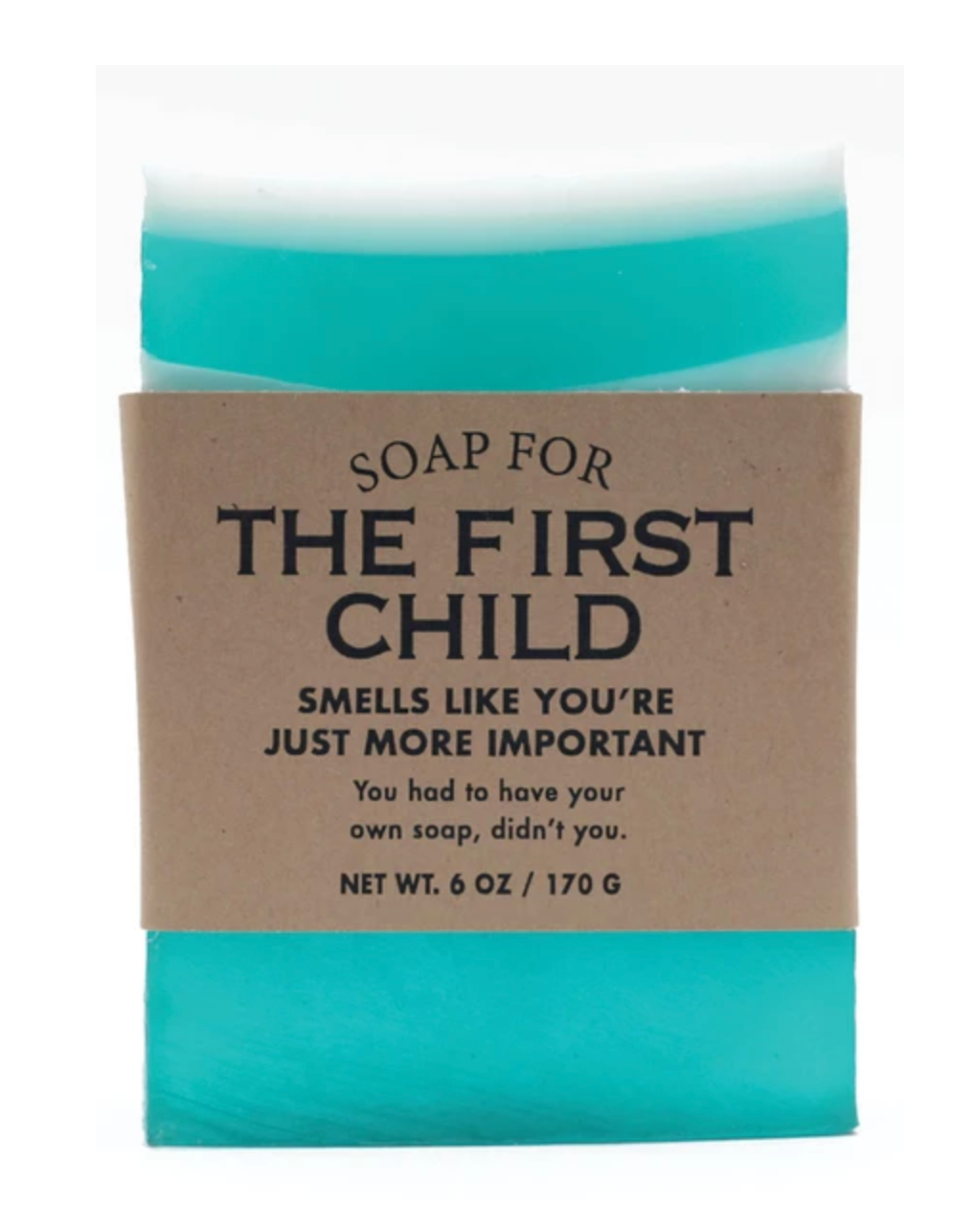 Soap For The First Child