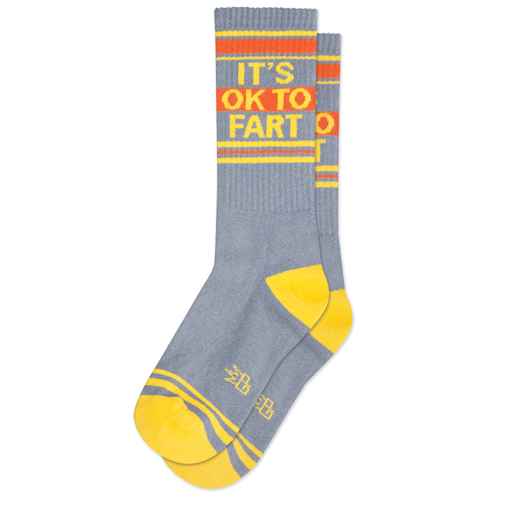 It's OK To Fart Socks