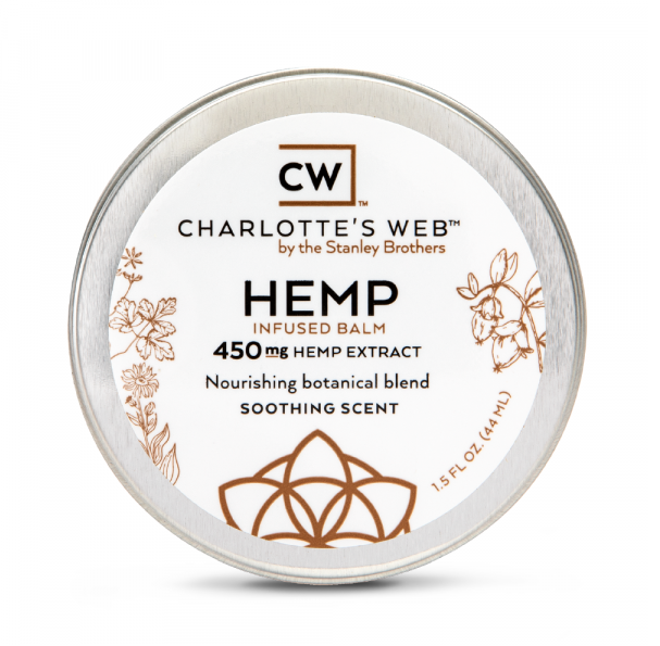 Charlotte's Web - HEMP Infused Balm - 450MG