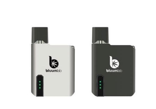 Bluumlab - White - B2 Squared (Variable Voltage Battery)