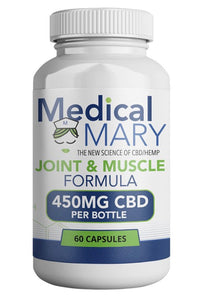 Medical Mary - Joint and Muscle Formula Capsules
