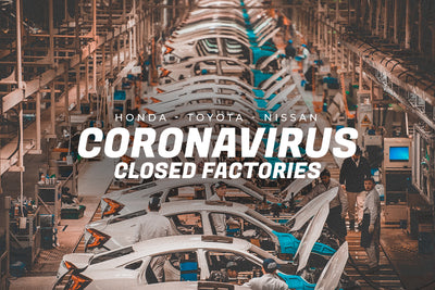 Coronavirus vs Automotive Industry | Honda, Nissan, Toyota
