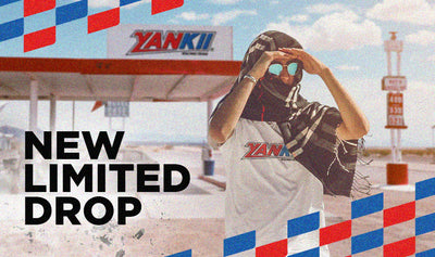NEW DROP | YANKII NASCAR