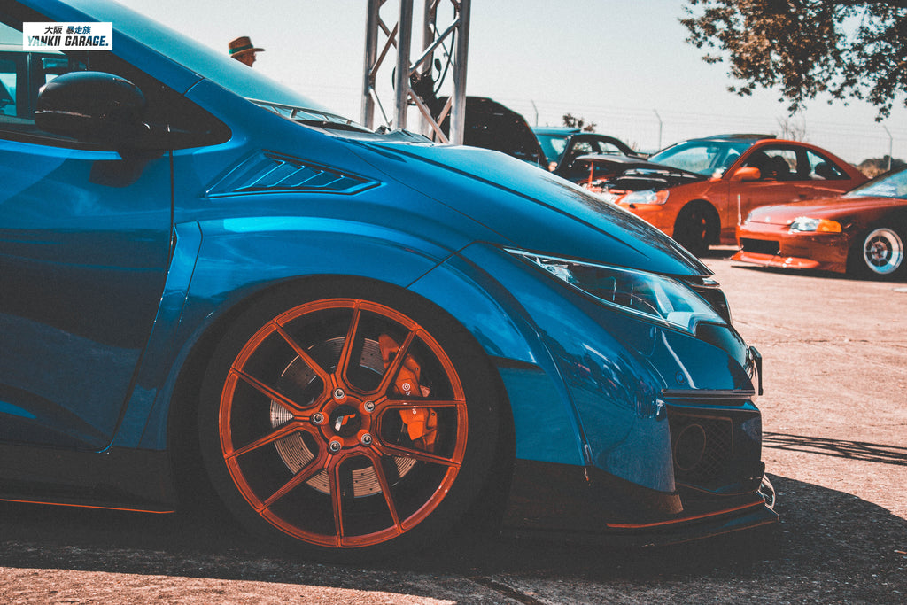 civic type r wheels