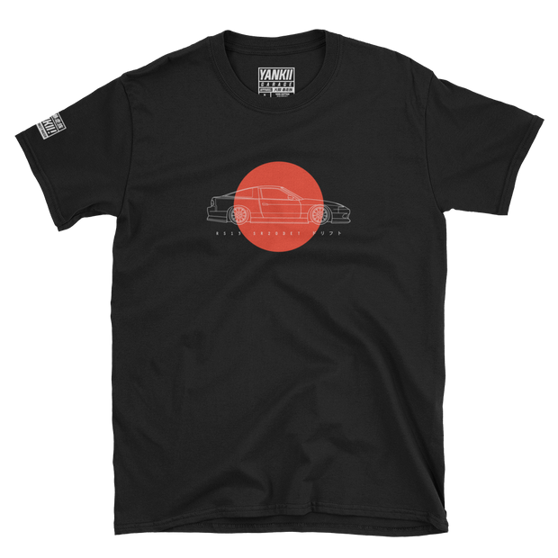 Yankii - S13 wide body shirt