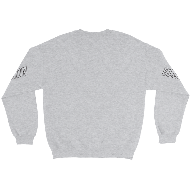 JDM Sweatshirt | Yankii Worldwide - Crewneck Sport Grey