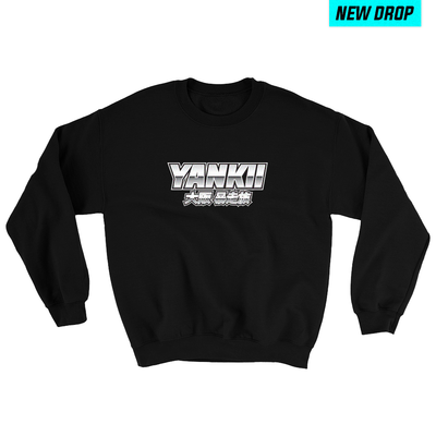 japanese clothing sweater black