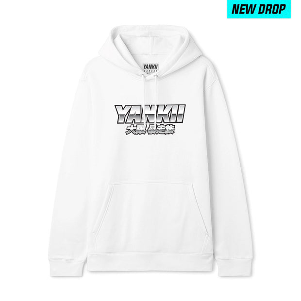 japanese clothing hoodie white