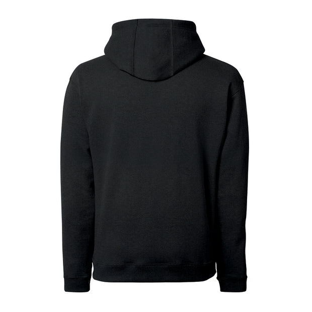 japanese clothing hoodie black back