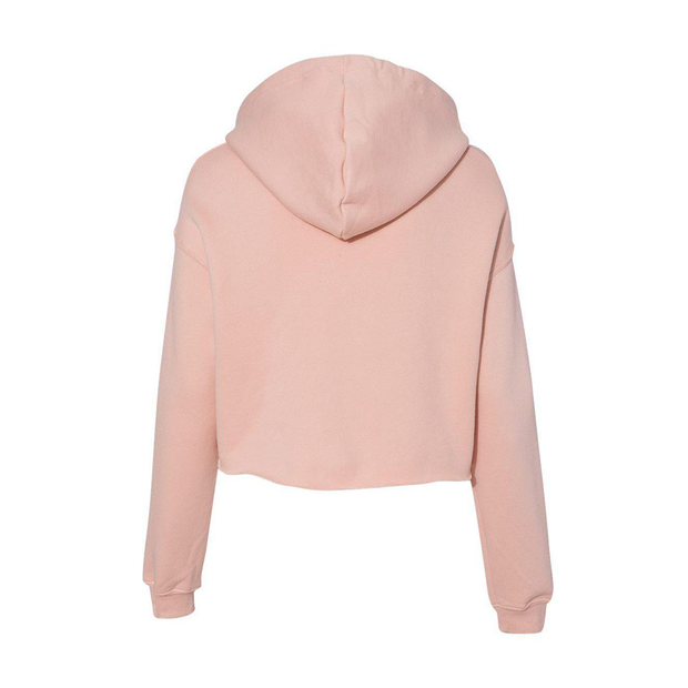 japanese women's clothing hoodie peach back
