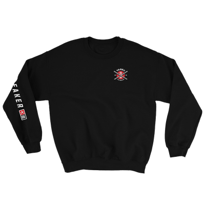 Japanese katana sweater