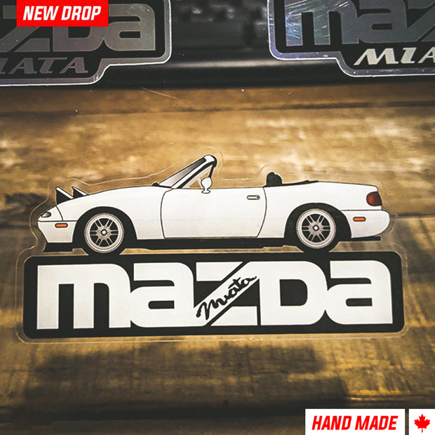JDM Stickers - Mazda Miata Sticker