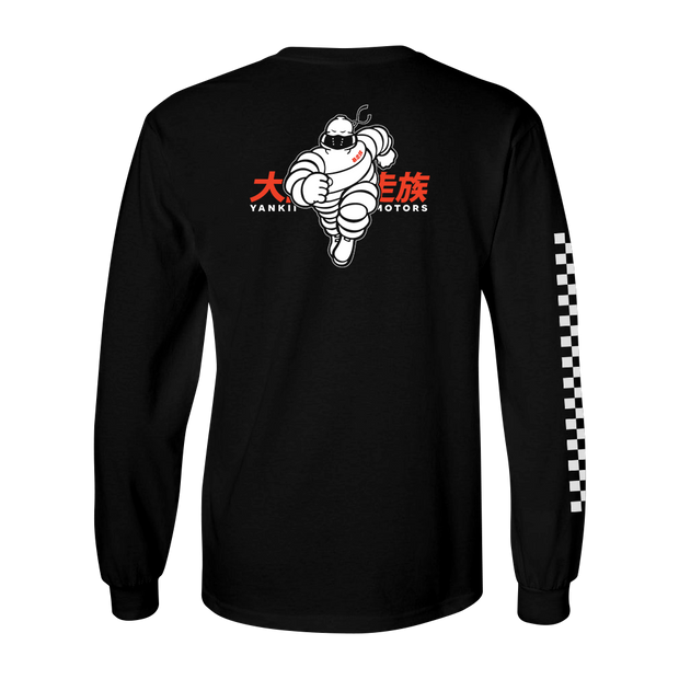 JDM T-Shirt | Yankii Limited - Michelin clothing Long Sleeve