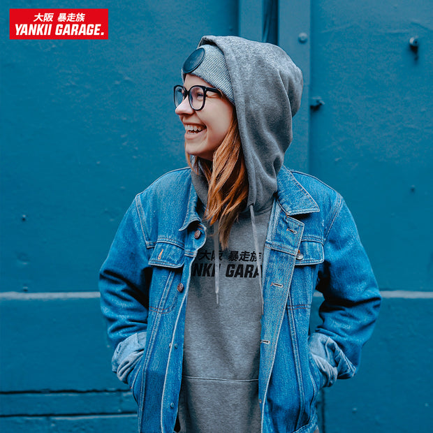 women's japanese clothing hoodie