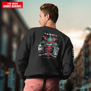 Car clothing men sweater
