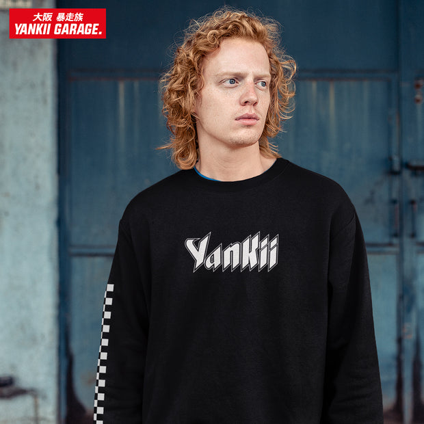 Japanese motorsport streetwear men