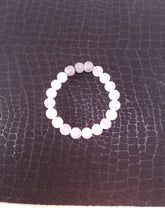 Load image into Gallery viewer, Selenite Healing Gemstone Bracelet