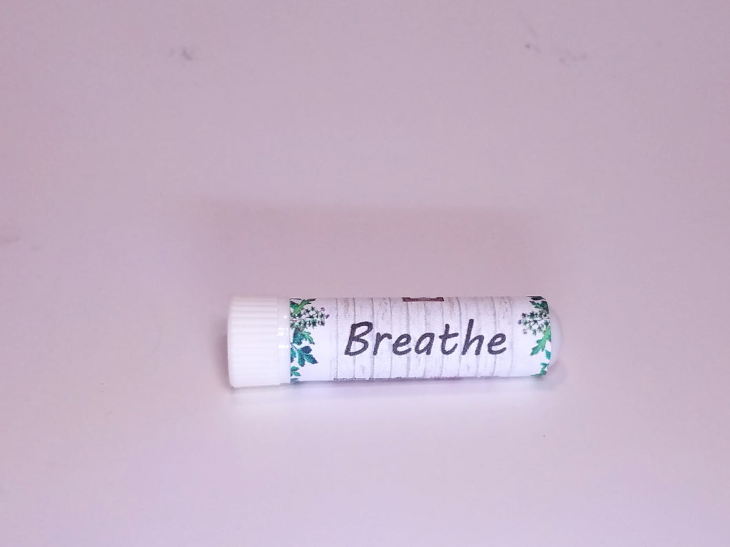 Breathe Therapeutic Inhaler