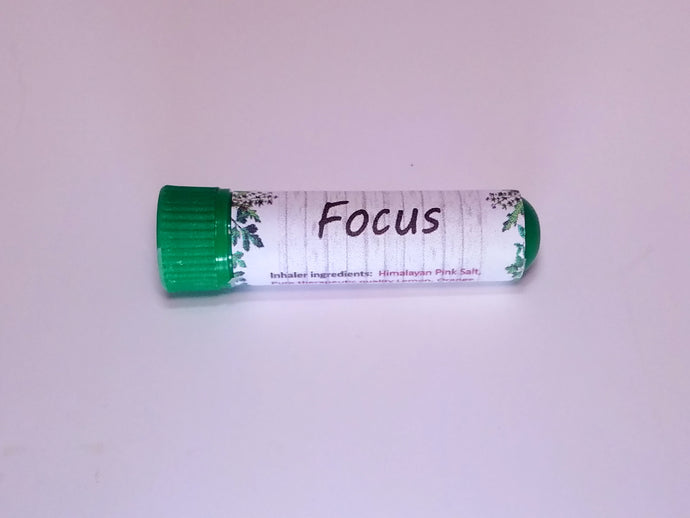 Focus Therapeutic inhaler