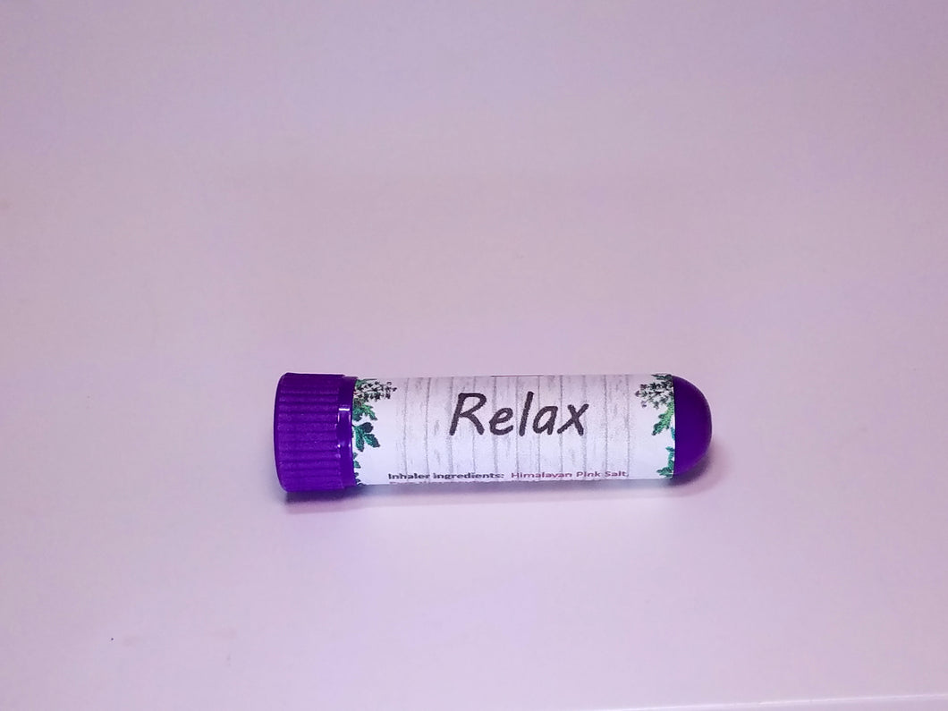 Relax Therapeutic Inhaler