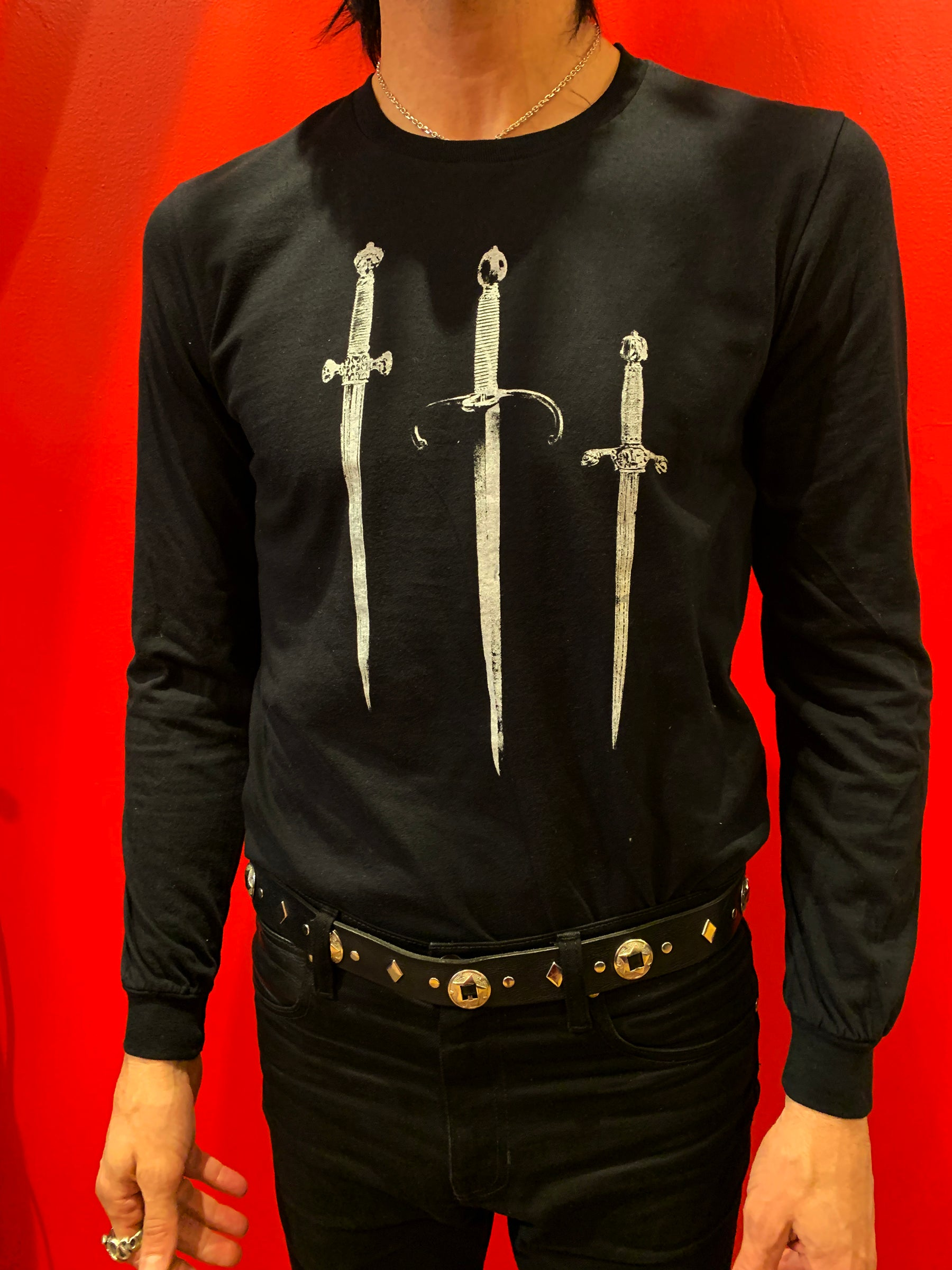 THE CAST 16th Century Dagger Long Sleeves