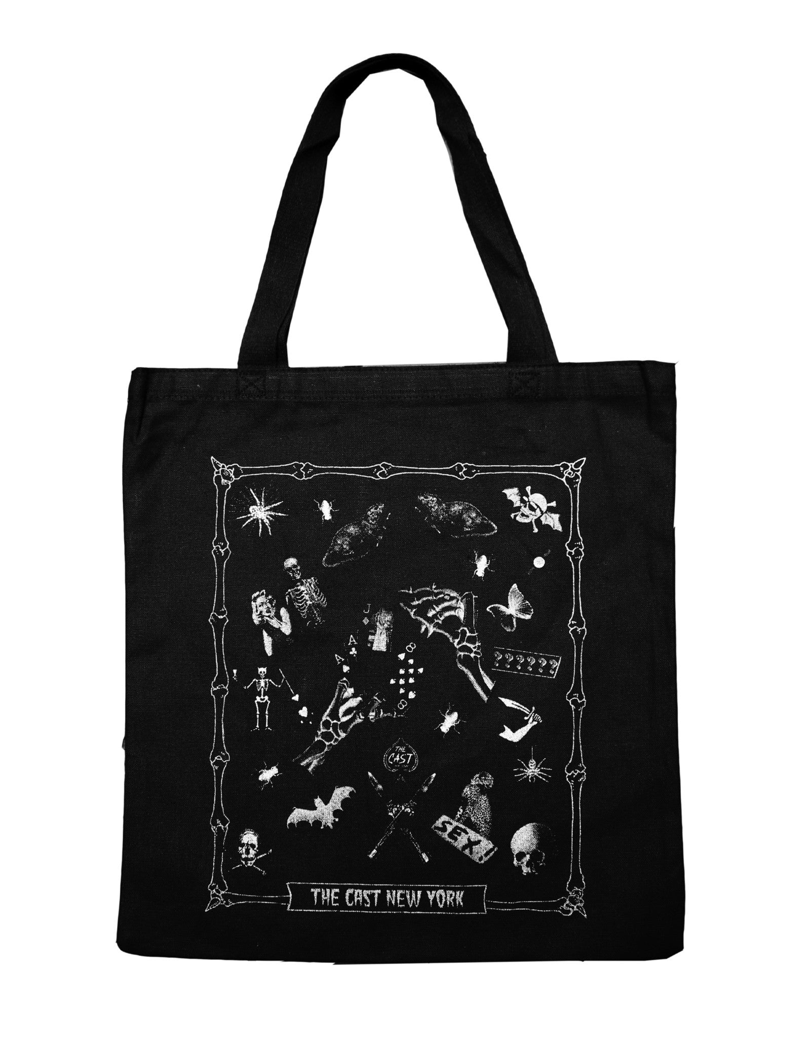CAST Collage Tote Bag