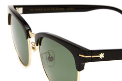 The Nudie Club (Gloss Black/*Gold Polarized Lense)