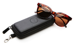 The Pop Control (Gloss Brown Tortoise/*Polarized Amber Lense)