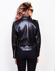Terminal Collection Bowery Motorcycle Jacket (Womens)