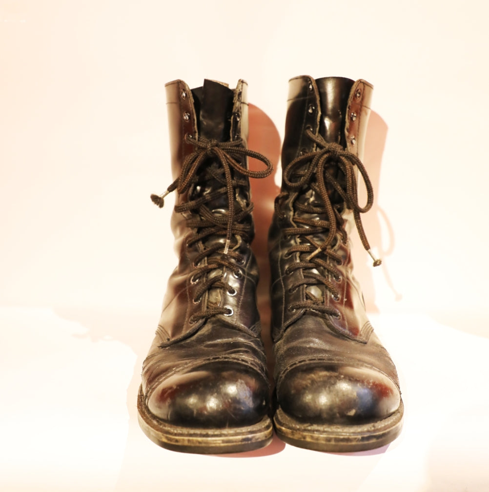 Vintage Corcoran Boots (Size 12)
