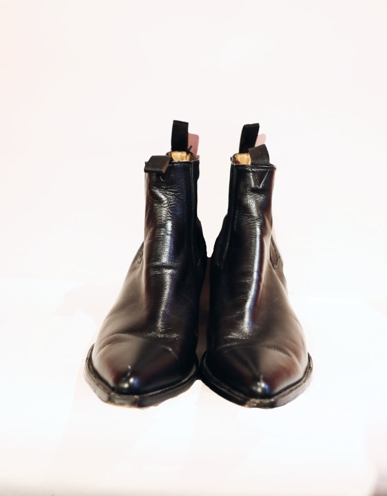 Vintage Classic Ankle Boots (Size 10.5/11)