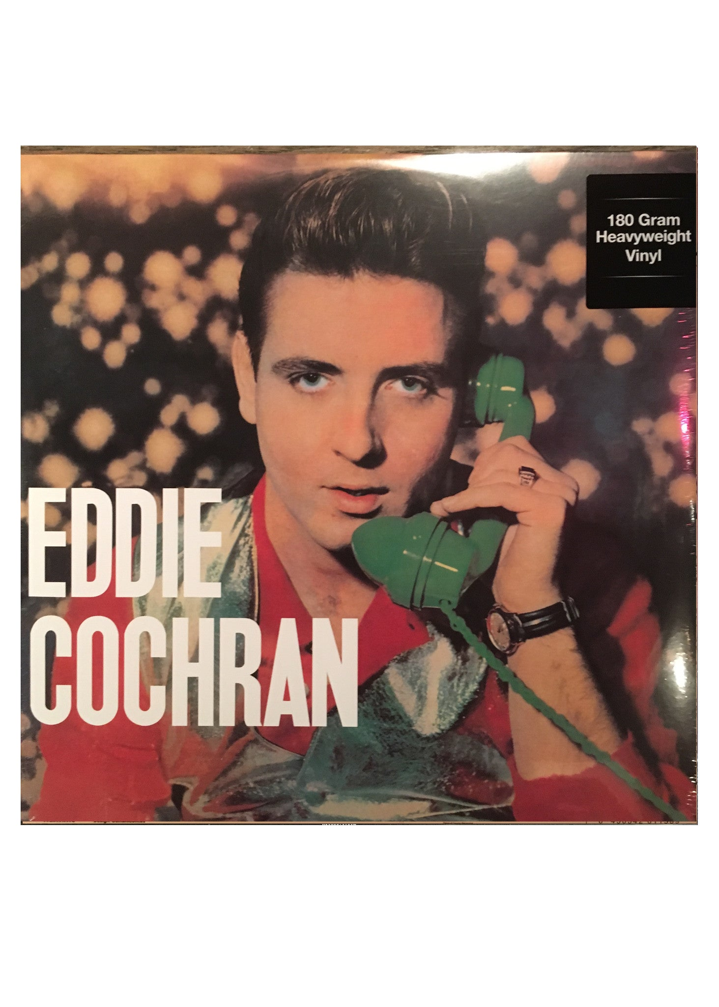 "Eddie Cochran - Best Songs (LP 12"")"