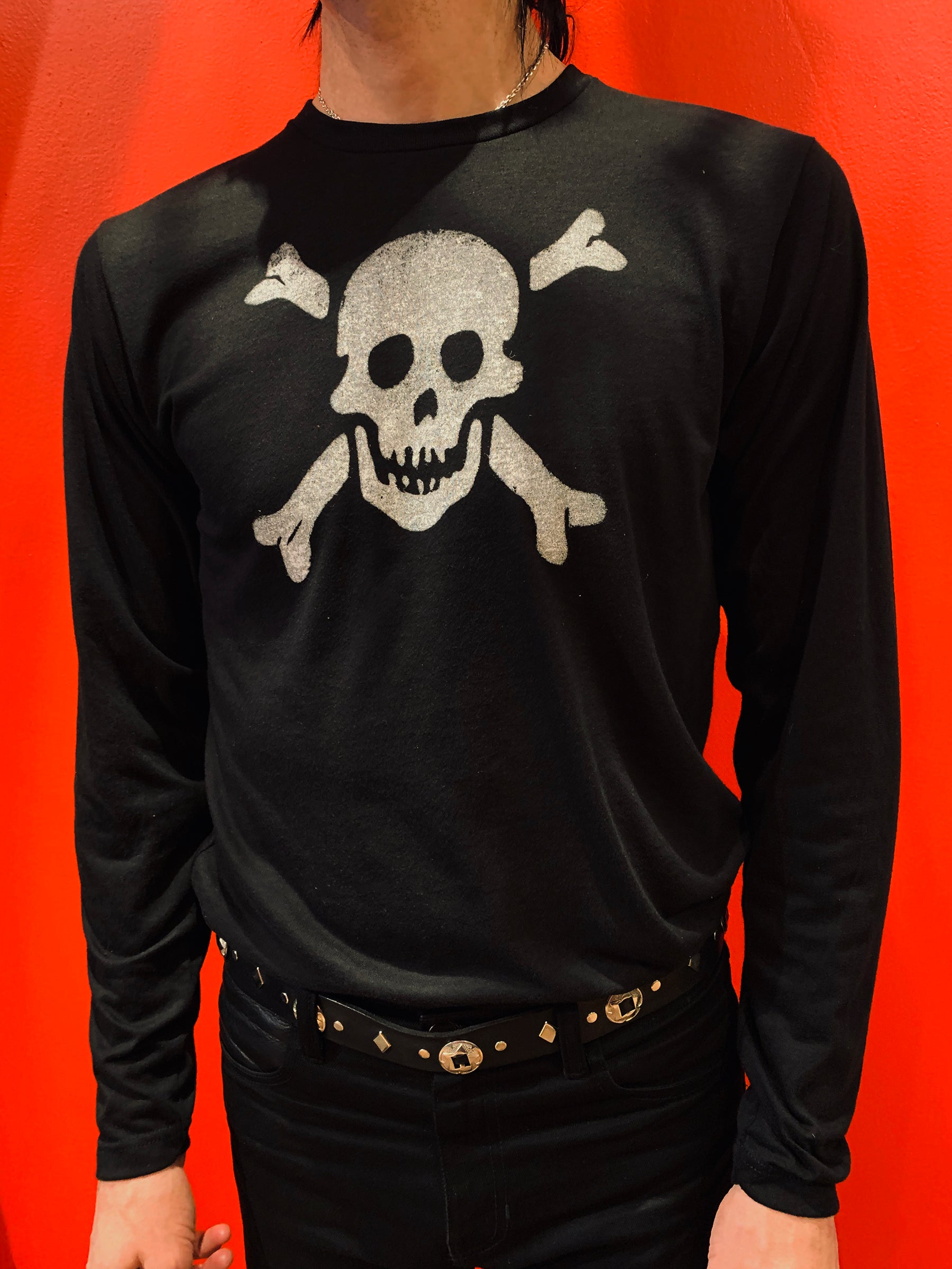 THE CAST Jolly Roger Long Sleeves