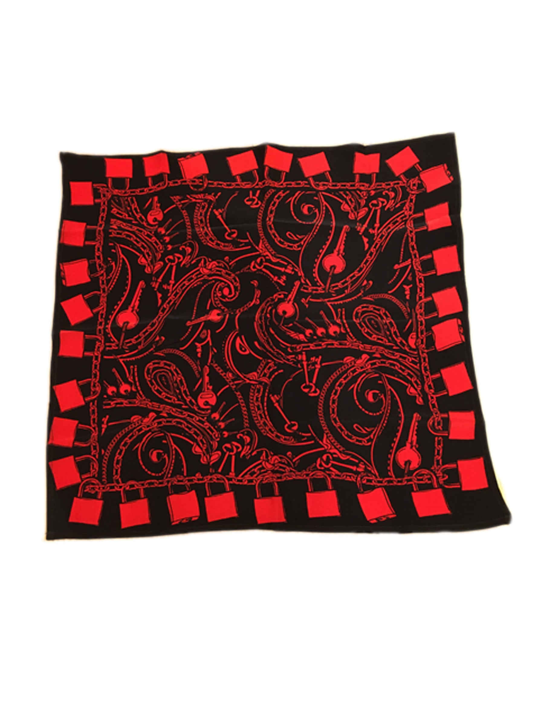 Locks Bandana Red
