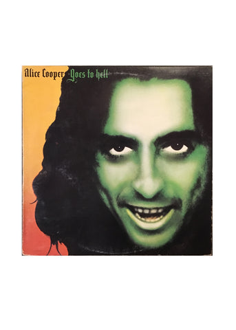 "Alice Cooper - Goes To Hell (LP 12"")"