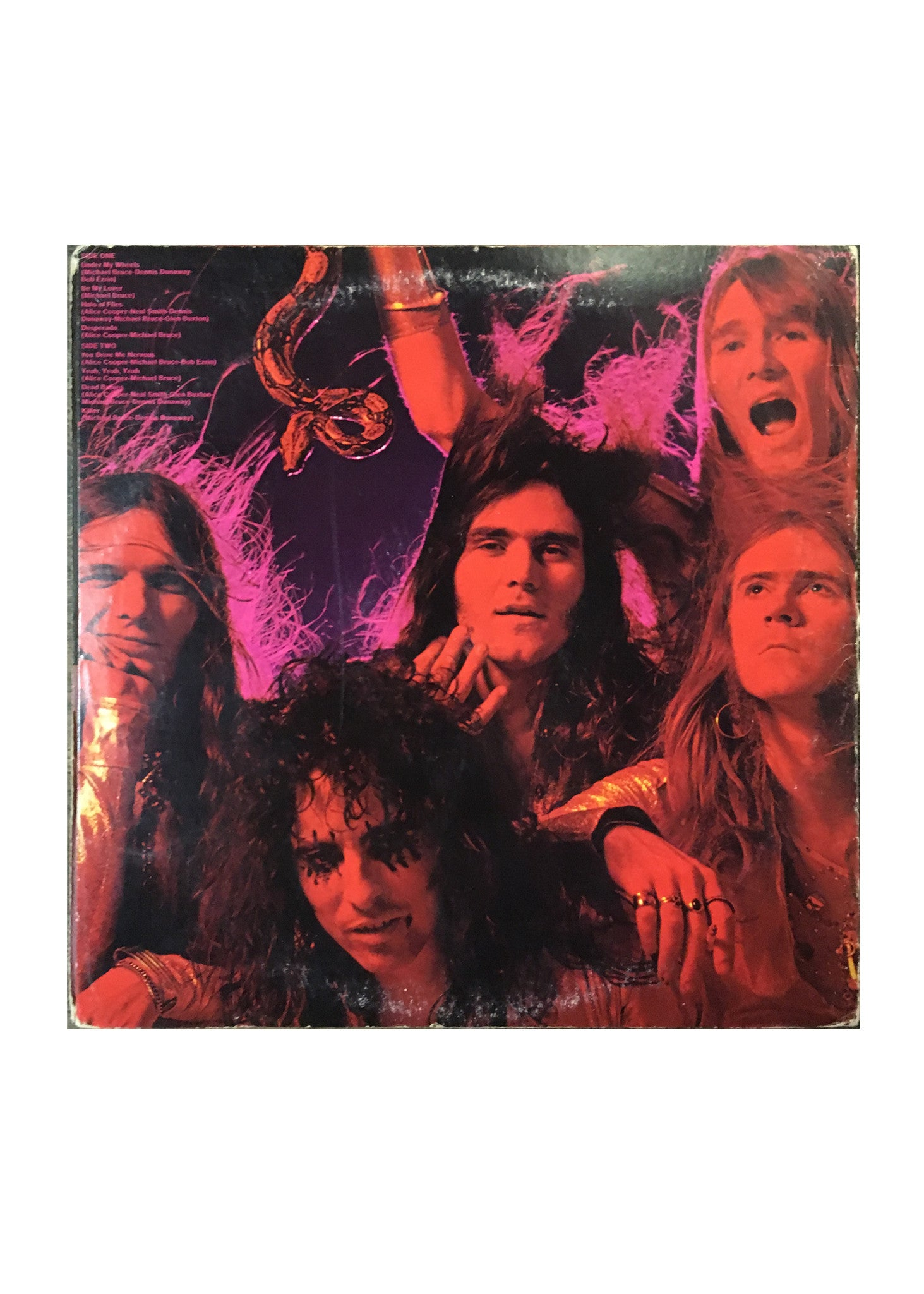 "Alice Cooper - Killer (LP 12"")"