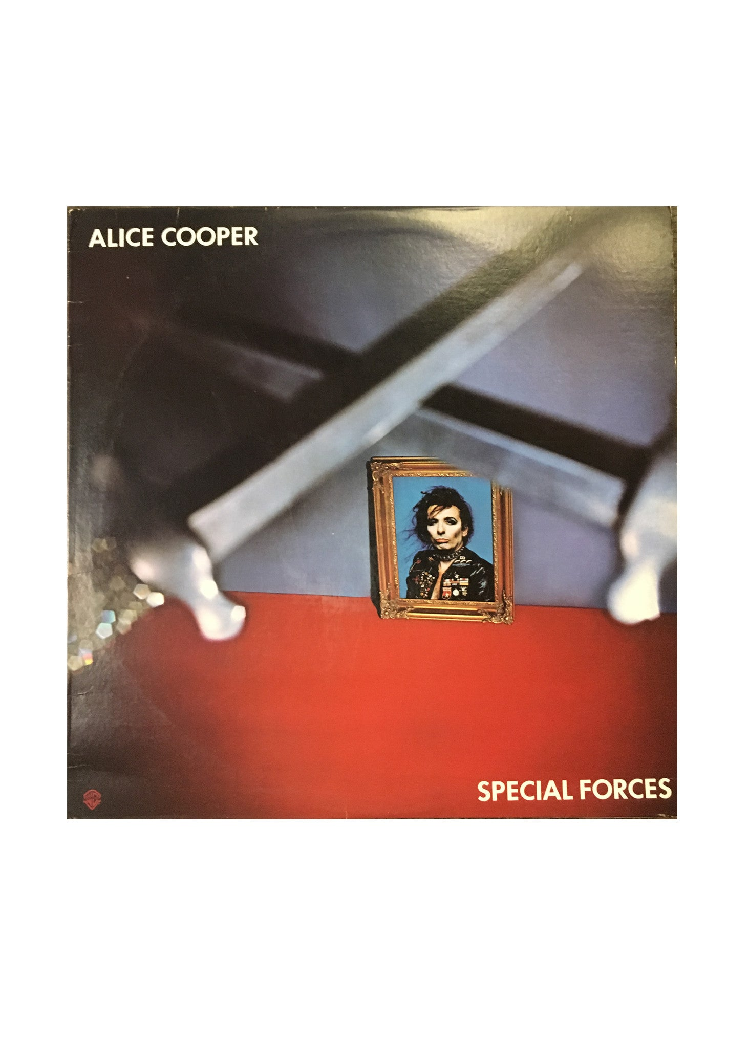 "Alice Cooper - Special Forces (LP 12"")"
