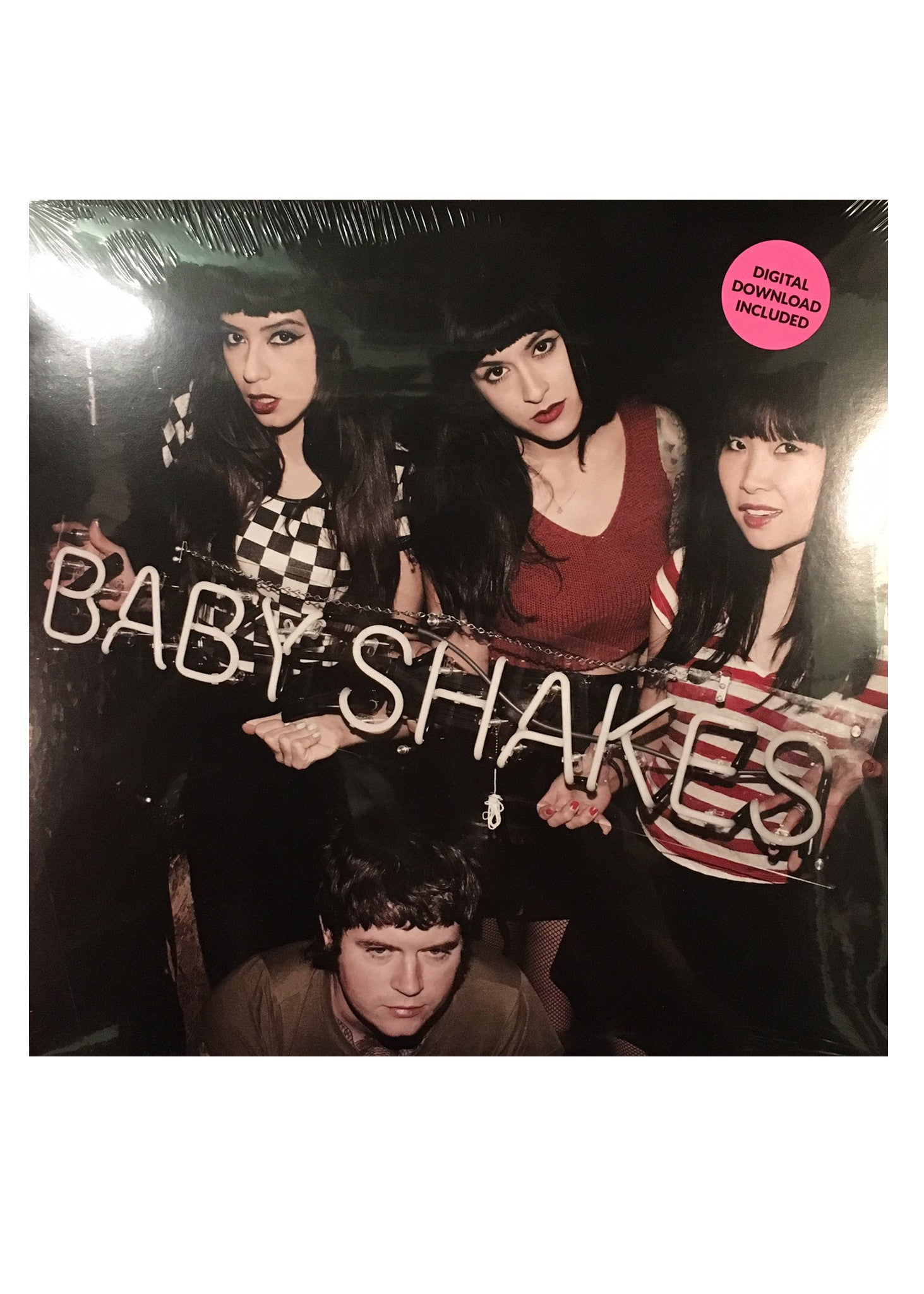 "Baby Shakes - Turn It Up (LP 12"")"