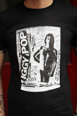 Iggy Pop Fan Club (Black)