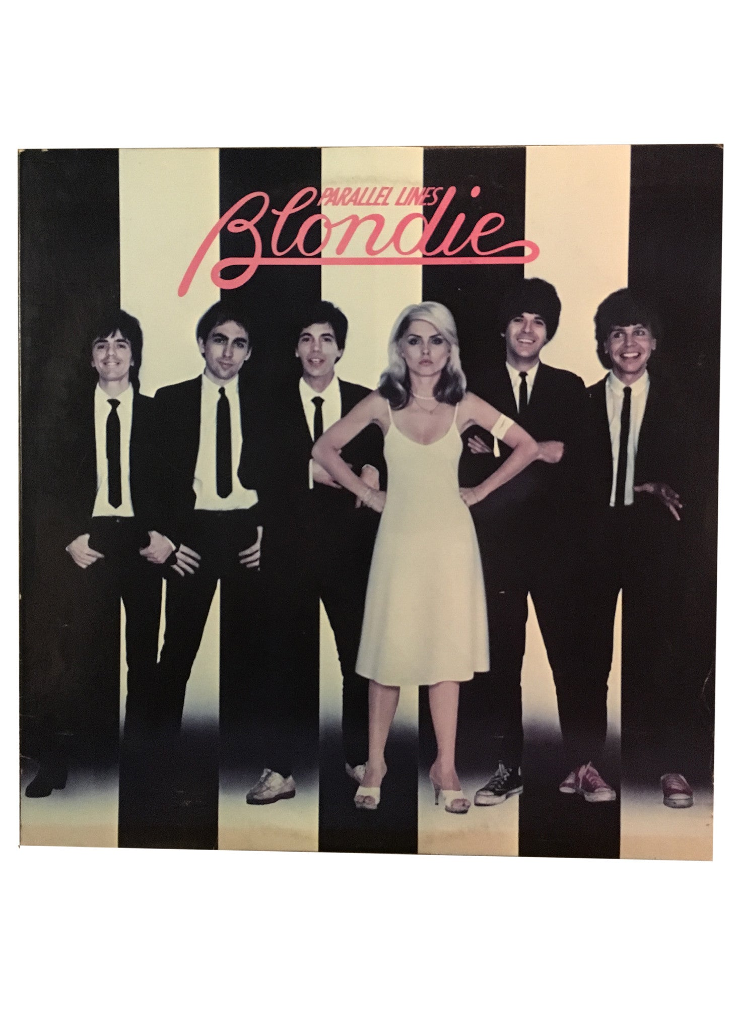 "Blondie - Parallel Lines (LP 12"")"