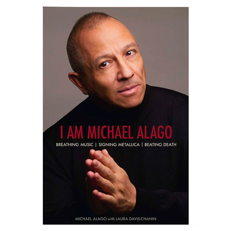 I AM MICHAEL ALAGO (SIGNED) by Michael Alago with Laura Davis Chanin