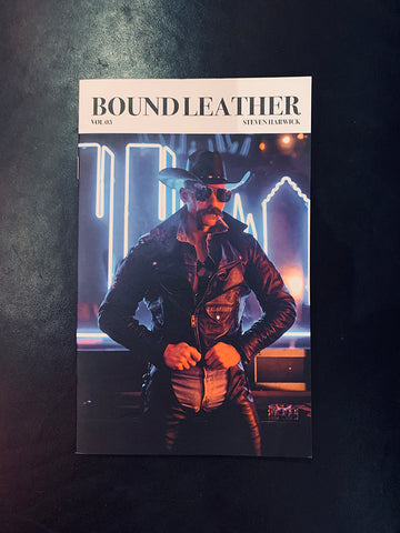 BOUND LEATHER ZINE VOL 3