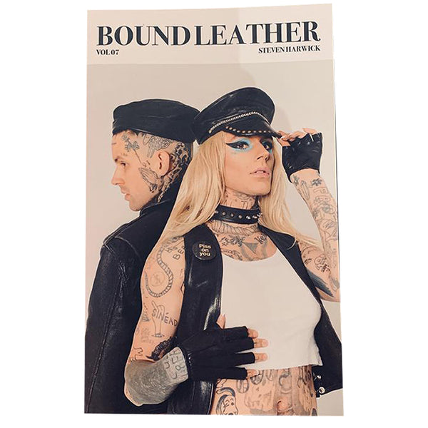 BOUND LEATHER ZINE VOL 7