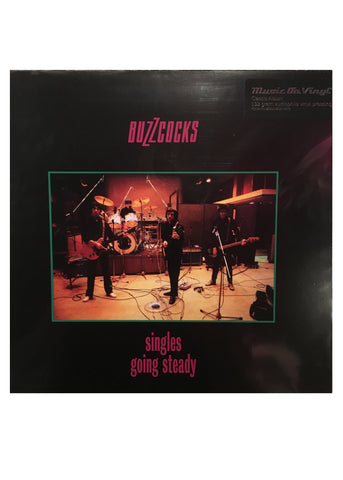 "Buzzcocks - Singles Going Steady (LP 12"")"