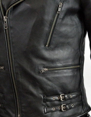 Mens Essex Motorcycle Jacket