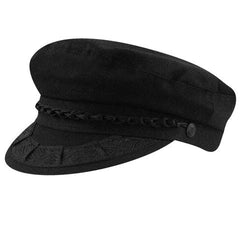 Greek Fisherman Hat (Black)